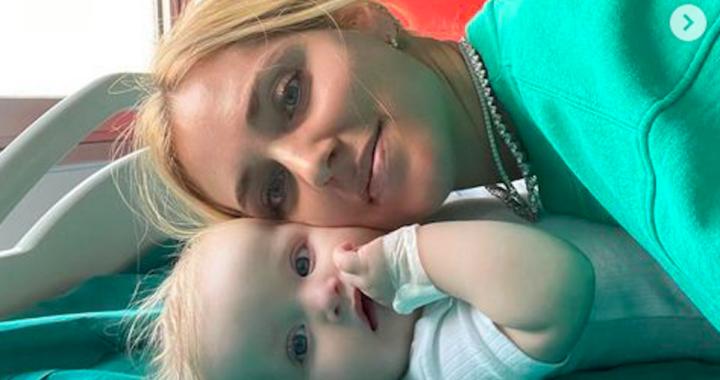 Chiara Ferragni in ospedale con la piccola Vittoria: ecco cos'è successo