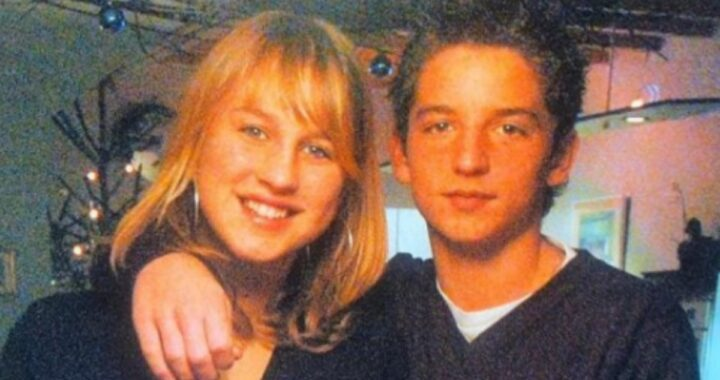 Dries Mertens e le foto della sua giovinezza