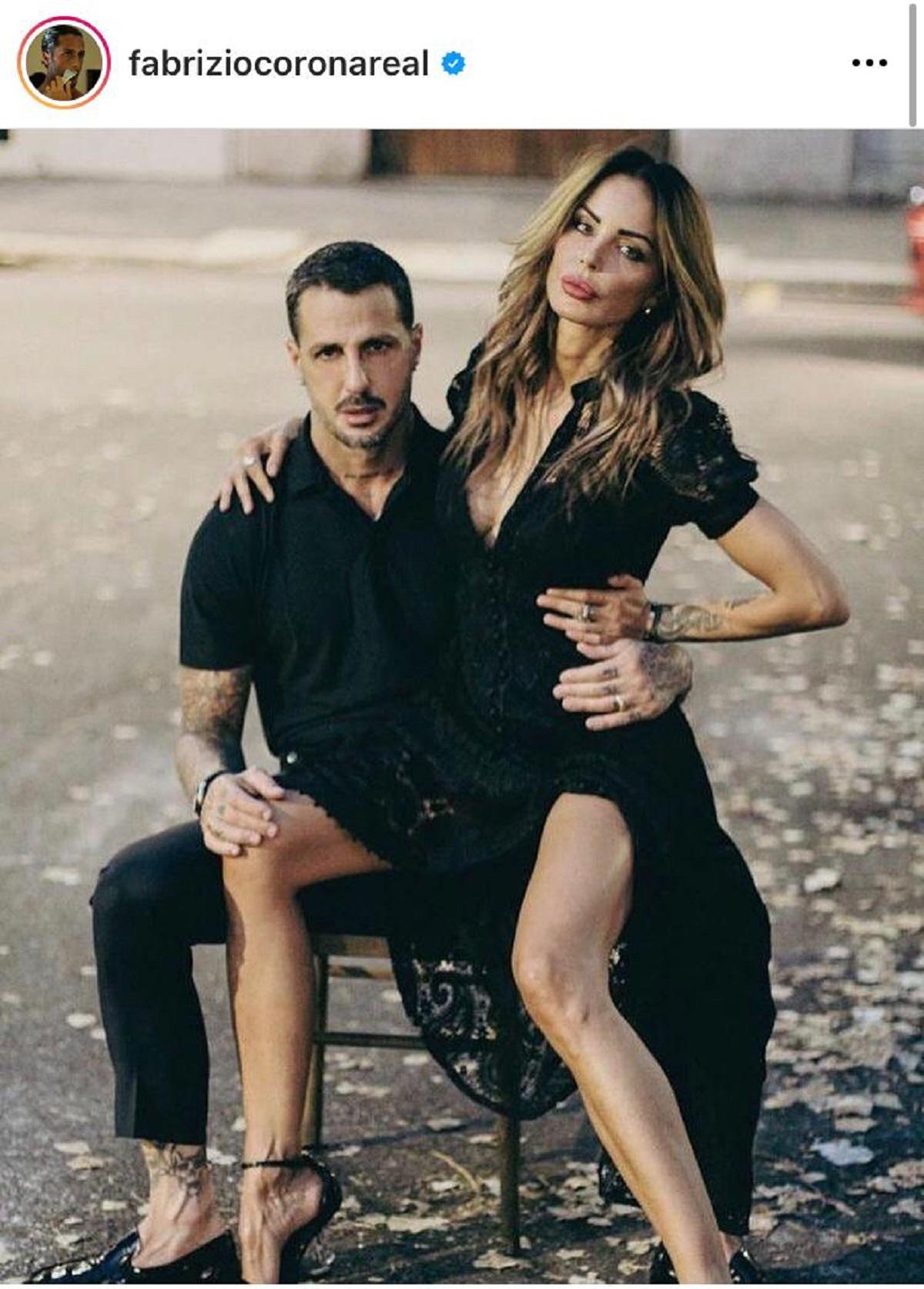 Nina e Fabrizio