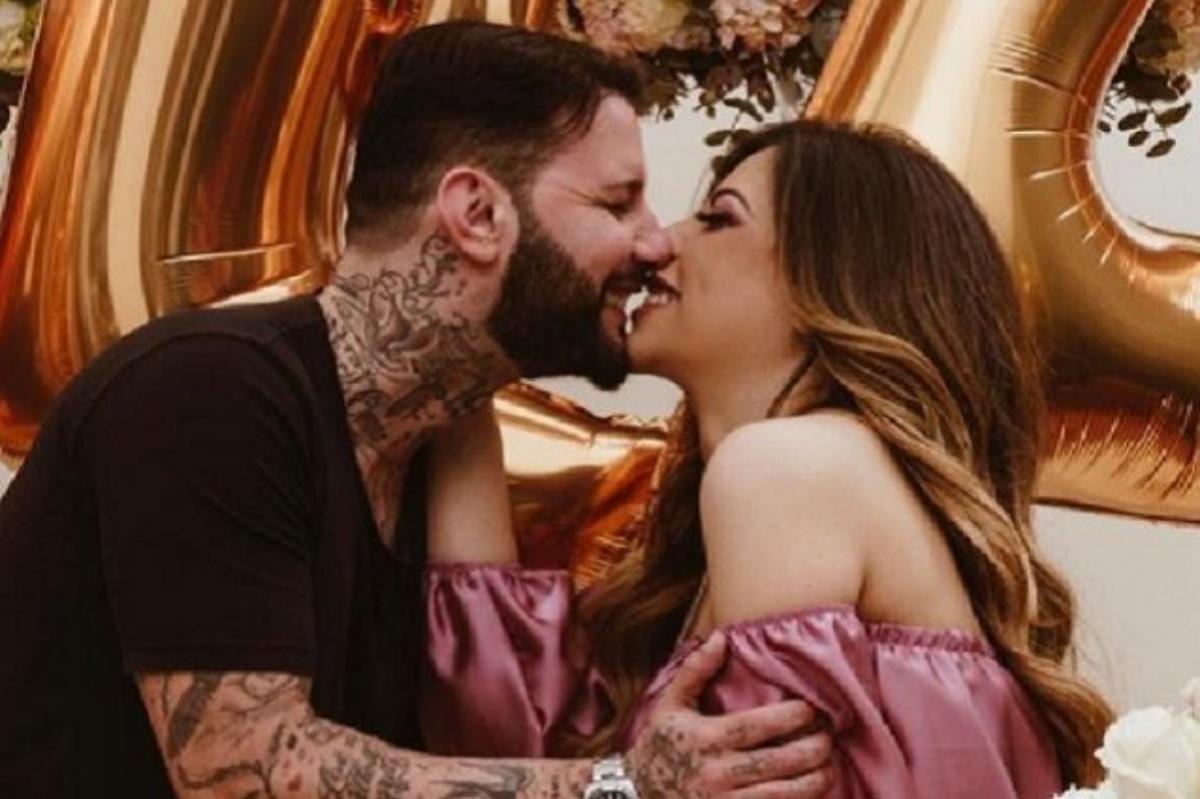 Flavio Zerella e Nunzia Sansone sono diventati genitori