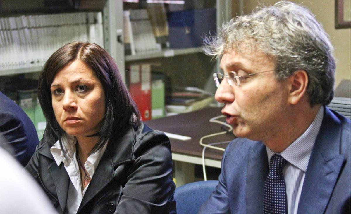 Richiesto provvedimento disciplinare nei confronti di Giacomo Frazzitta