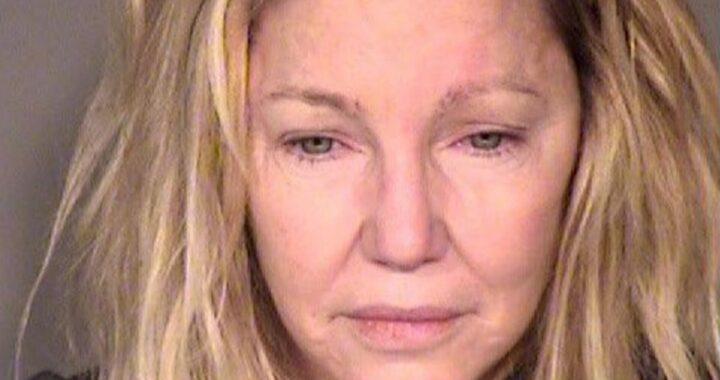 Era stata condannata nel 2019, ma oggi l'attrice Heather Locklear ha una nuova vita