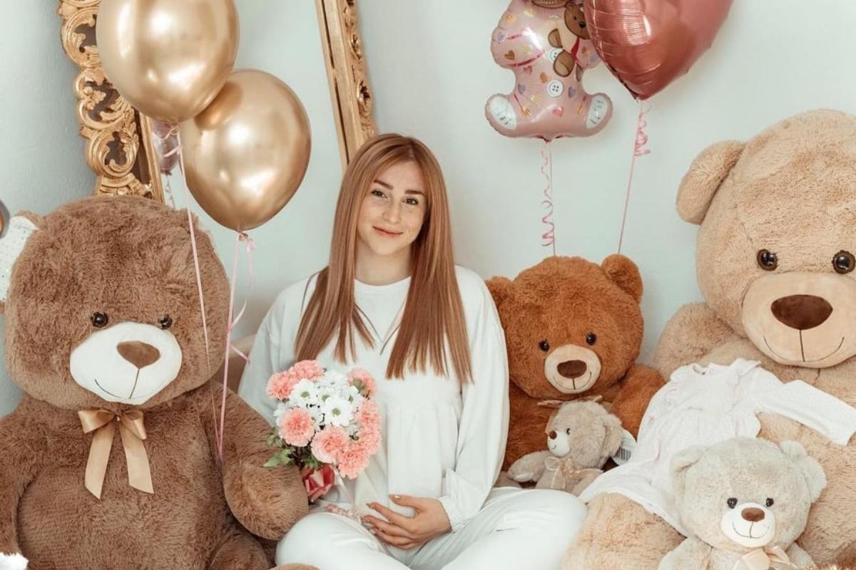 Lara Zorzetto aspetta una bambina