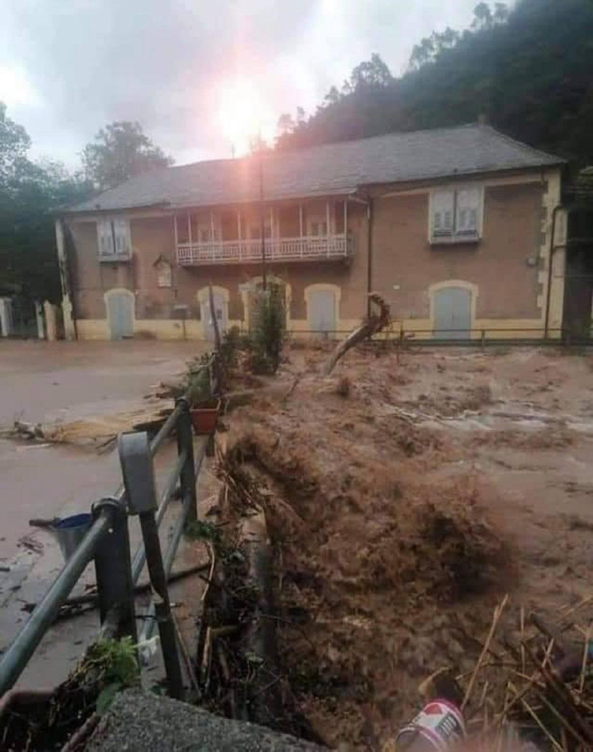 alluvione foto