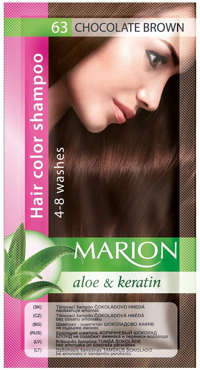 Marion shampoo colorato per capelli in bustina