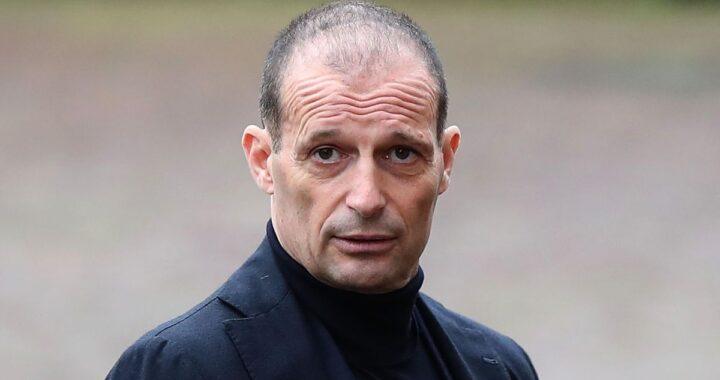 Massimiliano Allegri non replica a nessuna accusa su Ambra Angiolini