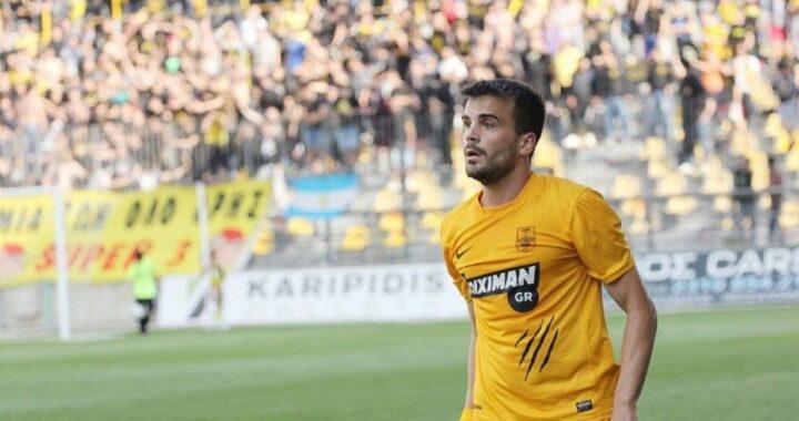 Calcio a lutto per la morte di Nikos Tsoumanis