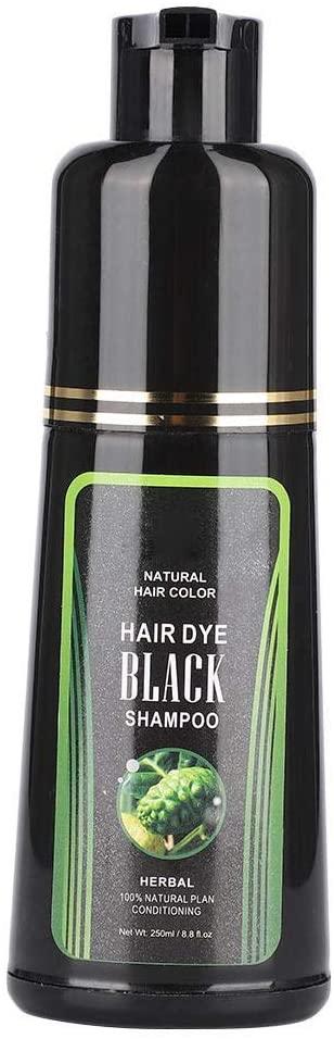 Shampoo colorante per capelli naturale per capelli neri