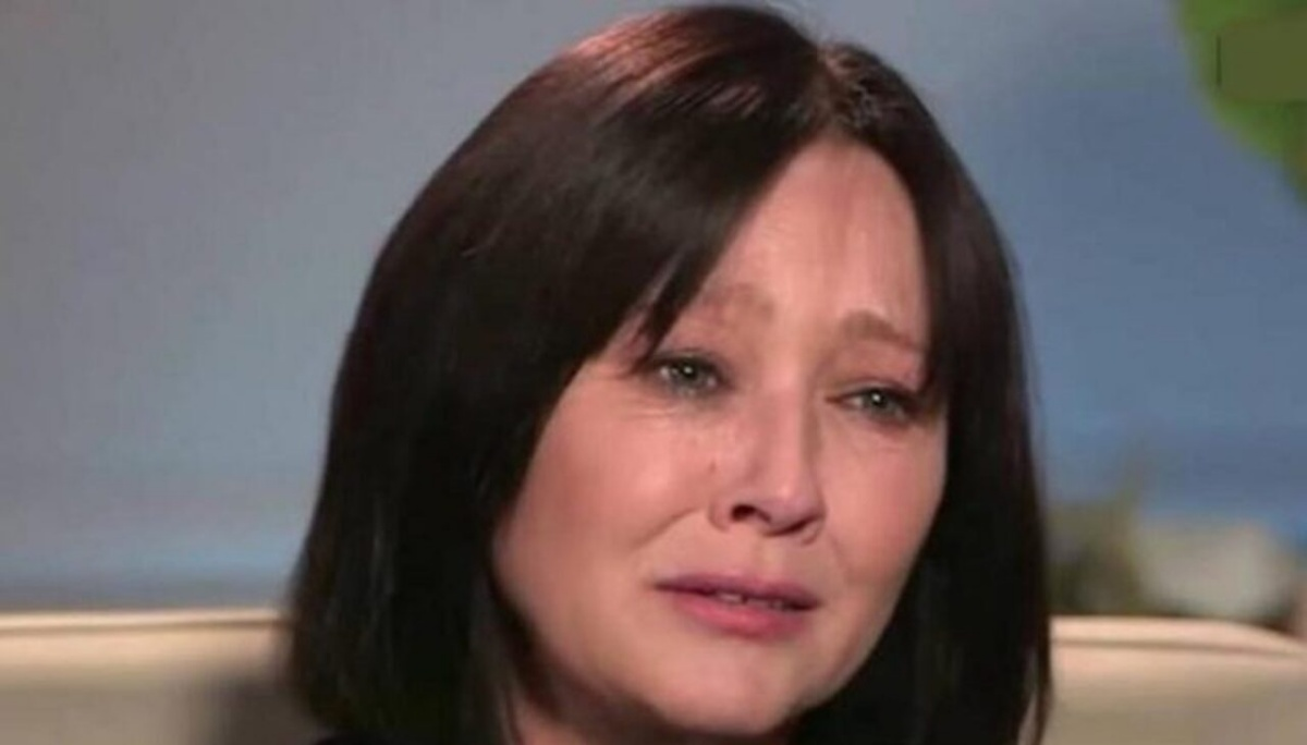 Shannen Doherty torna a parlare del suo tumore al quarto stadio