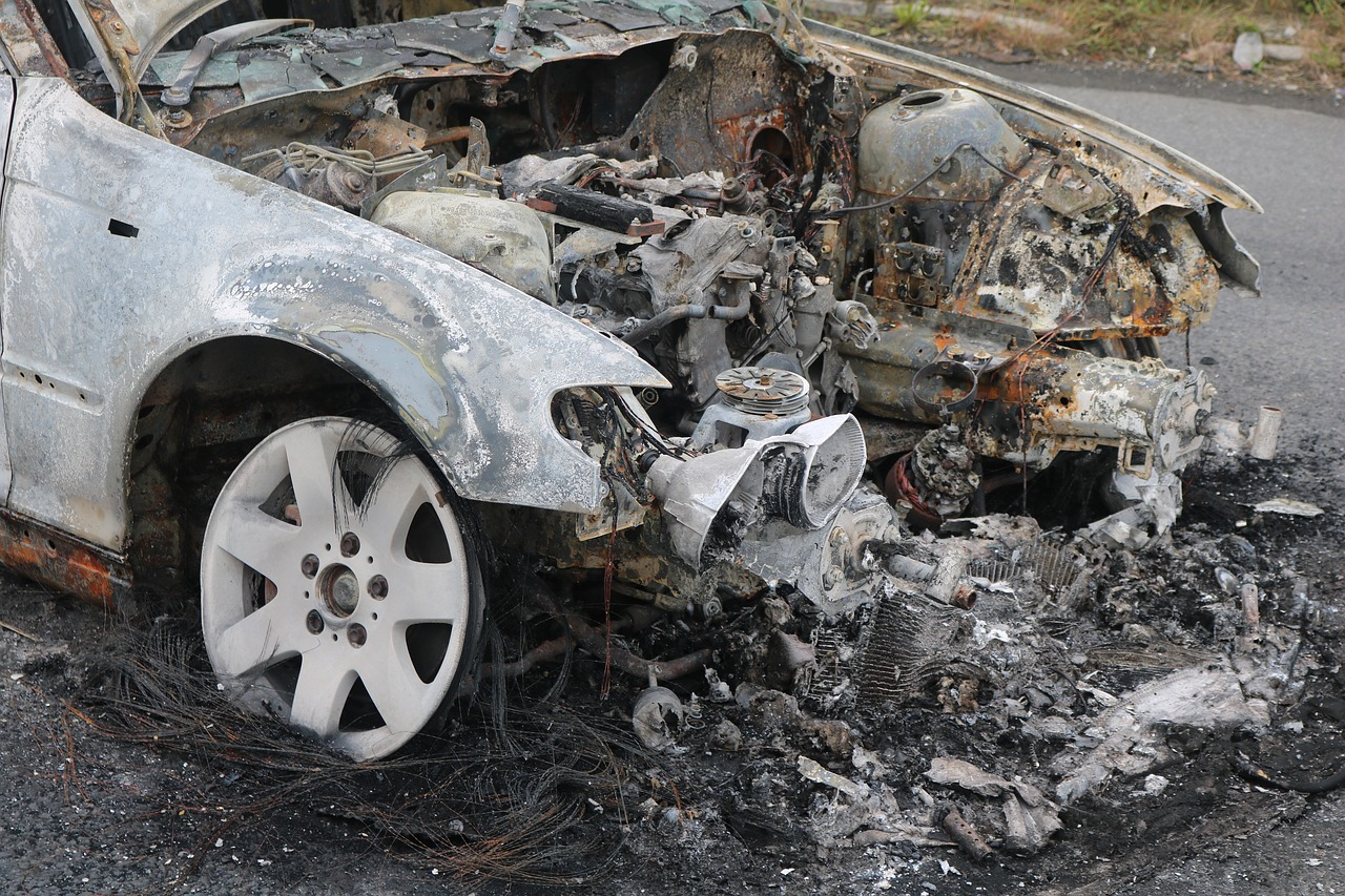 Incidente in auto