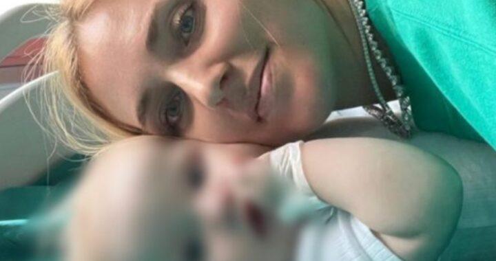 Chiara Ferragni aggiorna tutti sulle condizioni della piccola Vittoria: è ancora ricoverata in ospedale
