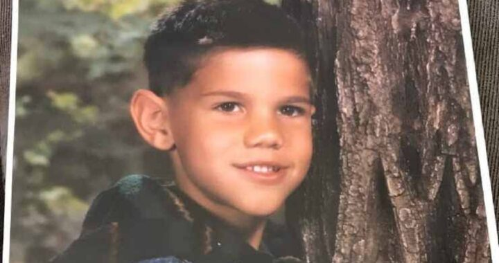 Com'era l'attore Taylor Daniel Lautner da bambino