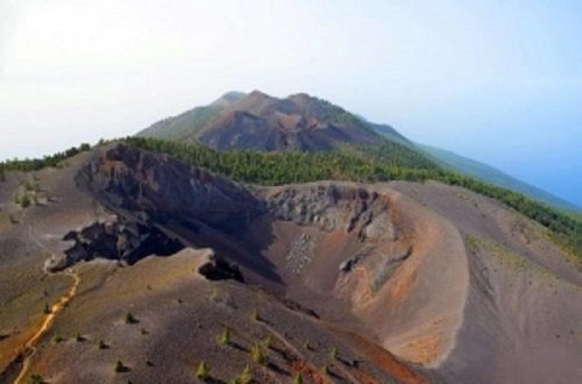 risveglio del vulcano cumbre vieja