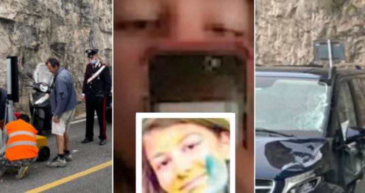 Incidente a Positano, arrestato l'automobilista che ha travolto e ucciso Fernanda Marino