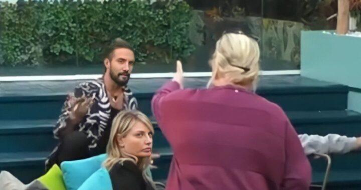 GF Vip: Alex Belli e Katia Ricciarelli litigano, l'accusa della cantante