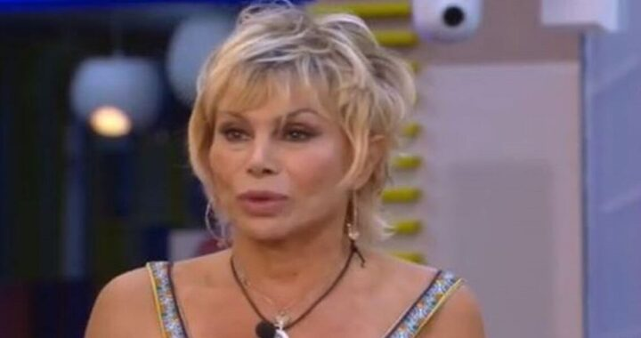 GF Vip: Carmen Russo sorpresa da Manuel