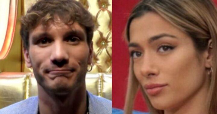 GF Vip: Manuel Bortuzzo voleva baciare Soleil