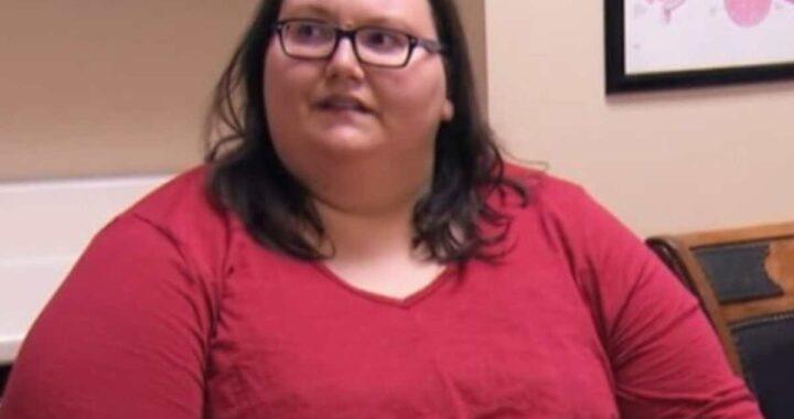 Lindsey Witte pesava 300 chili prima di incontrare il dottor Nowzaradan