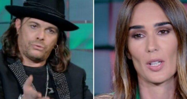 Silvia Toffanin in forte imbarazzo a Verissimo. Gianluca Grignani scoppia in lacrime