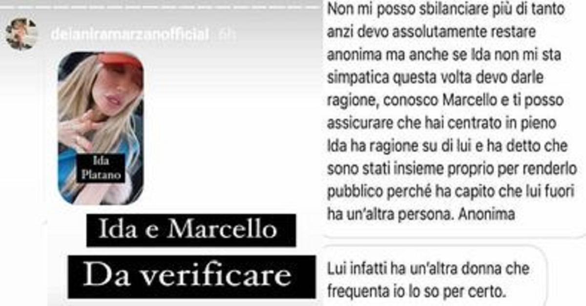 UeD: Arriva una segnalazione su Marcello Messina