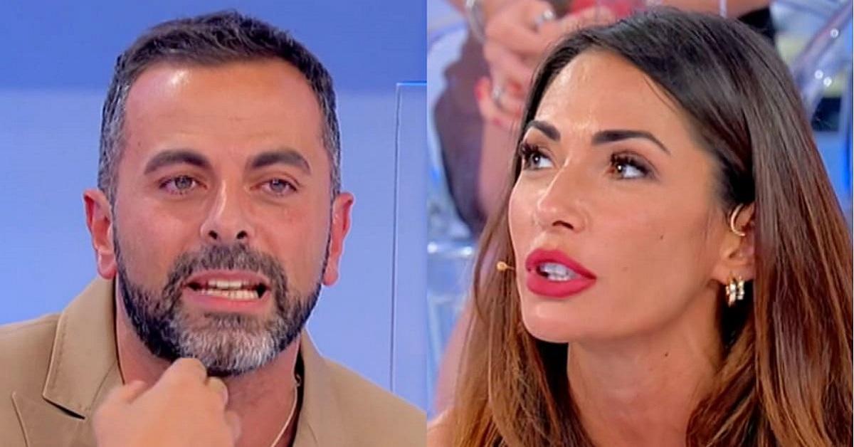 UeD: Marcello fa un passo indietro con Ida Platano