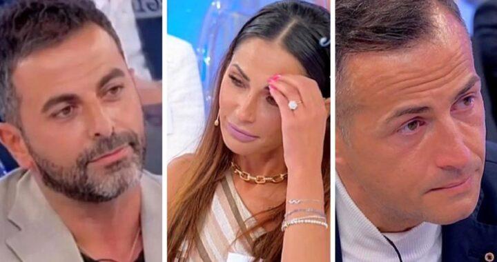 UeD: Riccardo Guarnieri rompe il silenzio su Ida Platano e la su frequentazione con Marcello