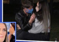UeD: scatta il bacio tra Andrea Nicole e Ciprian