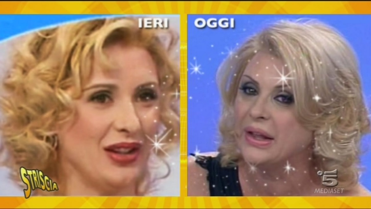 UeD, Tina Cipollari: Giacomo Urtis smaschera i suoi ritocchini