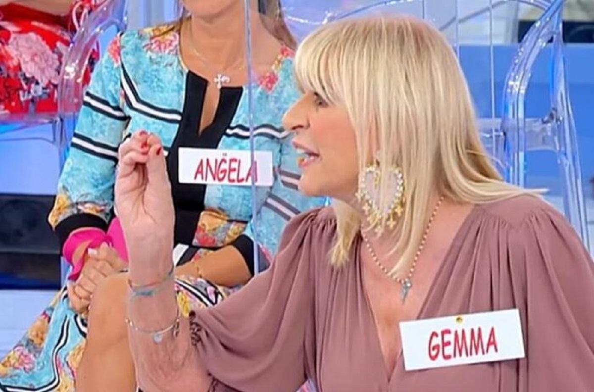 UeD: Tina e Gemma a cena insieme? La furia dell'opinionista
